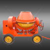 Global 10-7 CFT Concrete Mixer