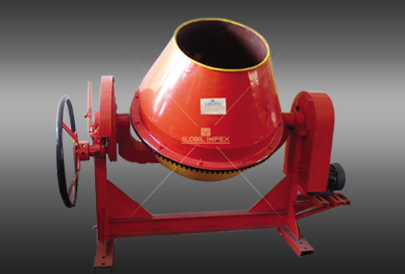 Global Concrete Mixer